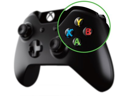 The Xbox One controller: What's new with the buttons and