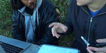 Homeless coder prevails over skeptics — releases mobile app to get off the streets