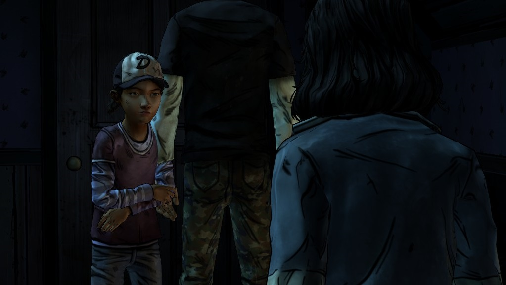 The Walking Dead Season Two Episode One
