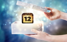 12 Days of Gifts is now available on the App Store.