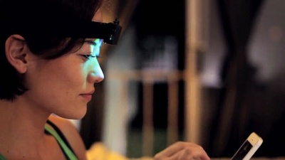 This headband promises to help you take control of your