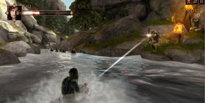 The Hobbit: Desolation of Smaug -- Barrel Escape