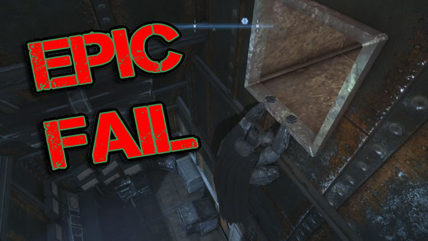 A common bug encountered by players in Batman: Arkham Origins prevents Batman from pulling up into a particular vent, rendering it impossible to progress any further into the game.