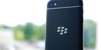 BlackBerry's first software and brand-licensing deal: a joint venture in Indonesia called BB Merah Putih
