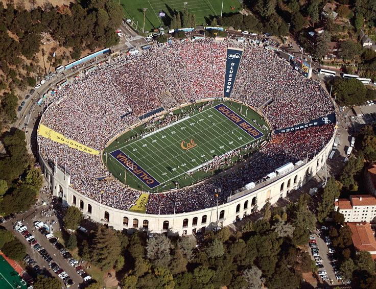 Kabam Field at California Memorial Stadium