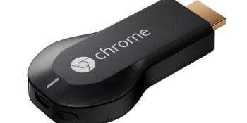 Google's Chromecast streamer learns some cool, new tricks