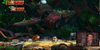 Nintendo of America president shows off 'Cranky Kong' in Donkey Kong Country: Tropical Freeze