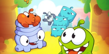 Cut the Rope 2 introduces fun new friends but feeds Om Nom the same old candy (review)