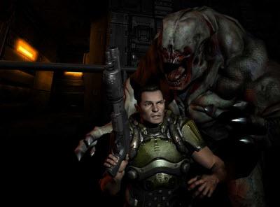 Doom 3 from 2004.