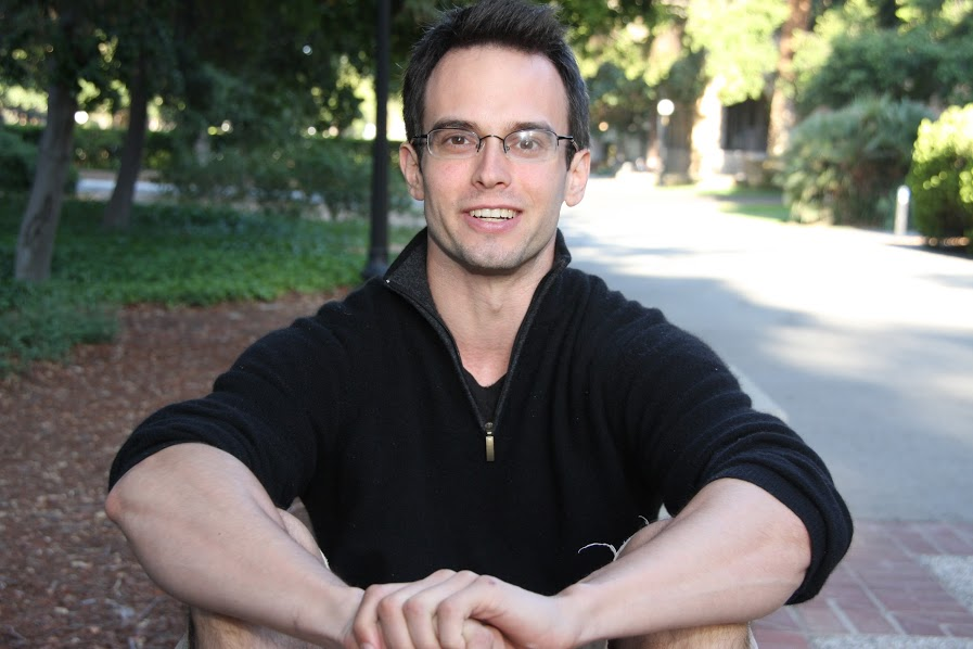 Circle founder and CEO Evan Reas.