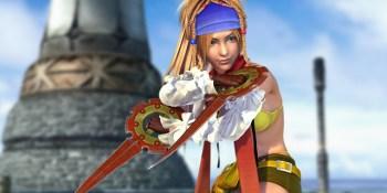 Final Fantasy X X-2 HD Remaster drops by $10 at GameStop