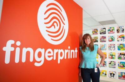 Fingerprint CEO Nancy MacIntyre