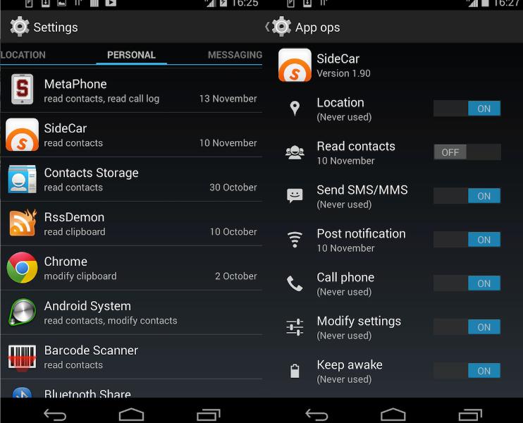 Google App Ops Launcher