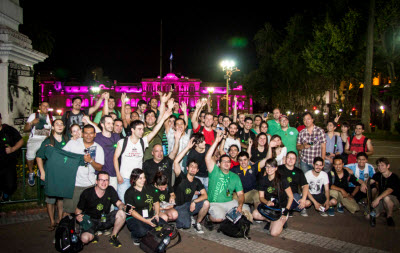 The Ingress faction in Google Niantic's Ingress game