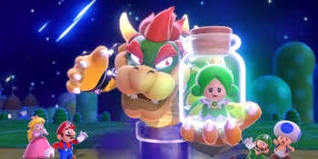 Bowser's Fury looks like an ambitious addition to Super Mario 3D World