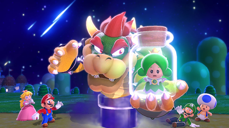 Image of article 'Bowser's Fury looks like an ambitious addition to Super Mario 3D World'