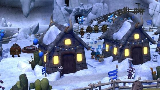 The Christmastime expansion to Costume Quest.