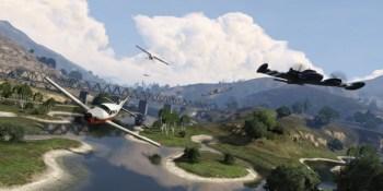 GTA Online introduces Deathmatch and Race Creators update