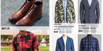 Jackthreads' cyber-weekend highlights: $3M in sales, 70% of traffic from mobile