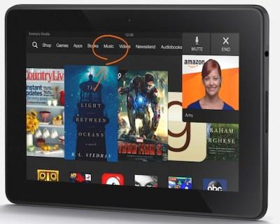 Amazon ridicules iPad Air & Jony Ive in latest Kindle Fire