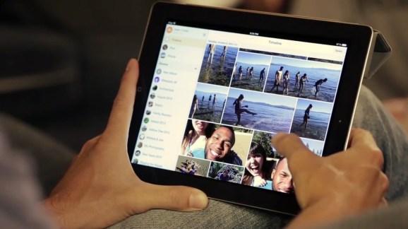 The Loom app for iPad.