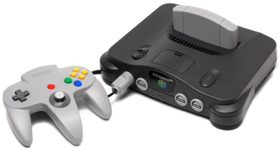 The Nintendo 64 is now 20 years old | VentureBeat