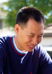 Pixelberry CEO Oliver Miao.