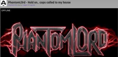 PhantomL0rd has been hacked.