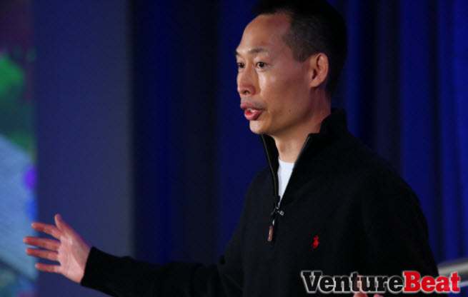 Pixelberry CEO Oliver Miao