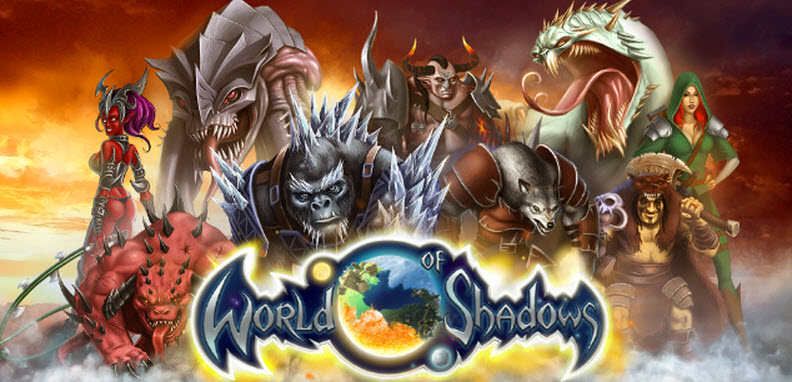 Playtox has launched World of Shadows, a new HTML5 online mobile game.