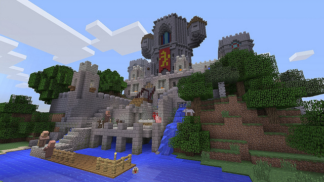 Minecraft's user-generated content is part of a new golden age of gaming.