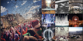 The top locations, photos, and hashtags of 2013 — as seen on Instagram