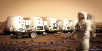 Mars One contracts Lockheed Martin to help send people to the red planet (and leave them there)