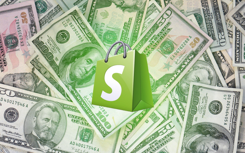 Shopify funding