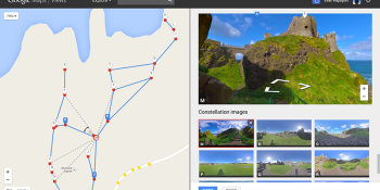 Google will now let you create your own guided street view tours with an Android phone