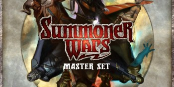 Great tabletop games for video gamers: Summoner Wars