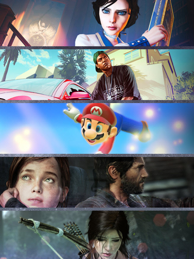 VGX game of the year nominees