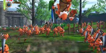 Tecmo Koei and Nintendo team up for Zelda: Hyrule Warriors combat game