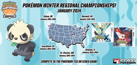 Pokémon Regional Championships.