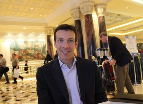 Aaron Rubenson of Amazon