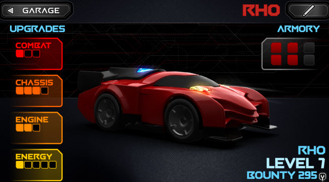Anki now has 20 major upgrades for its cars.
