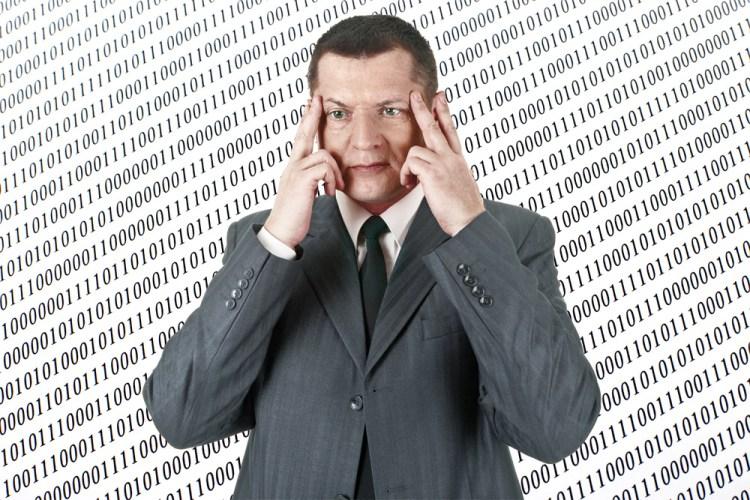 Big data grief