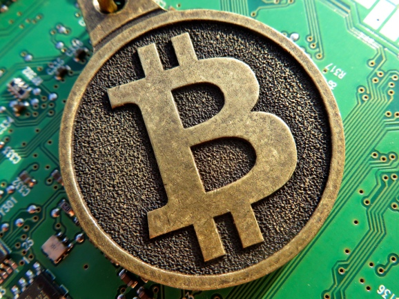 black chain bitcoin wallet