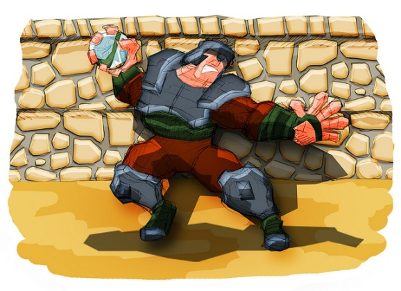 Bodycheck main image