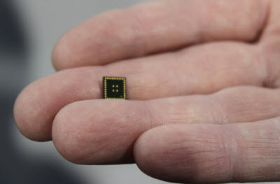 A processor for the internet of things