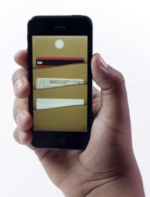 A still of the Clinkle app.