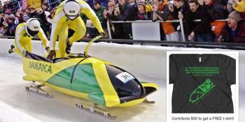Cool Runnings 2: Jamaican bobsled team raises $130K on Crowdtilt for Winter Olympics