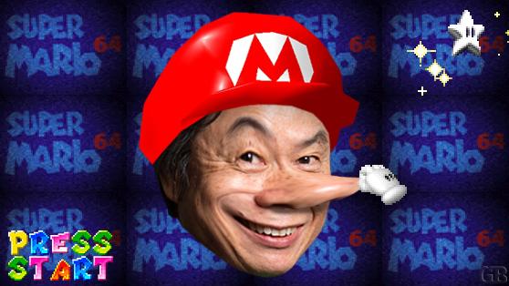 It's a-me, Miyamoto!