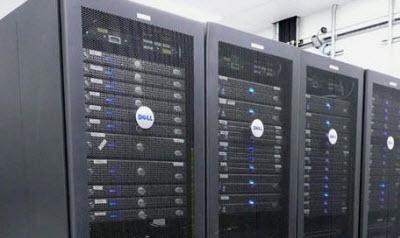 Dell data center