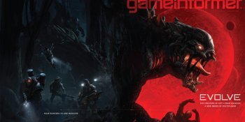 Left 4 Dead developer reveals Evolve — a 4-on-1 asymmetrical shooter